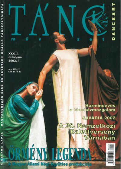 tancmuveszet-2002-3-címlap