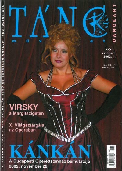 tancmuveszet-2002-4-címlap