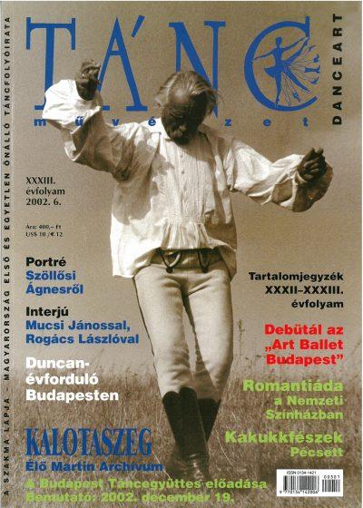 tancmuveszet-2002-6-címlap