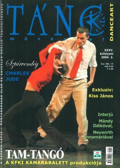 tancmuveszet-2004-2-címlap