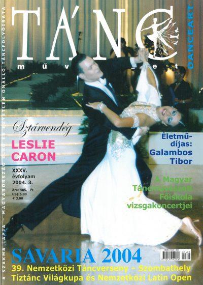tancmuveszet-2004-3-címlap
