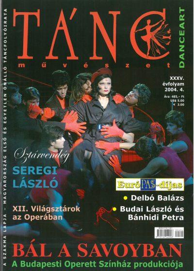 tancmuveszet-2004-4-címlap
