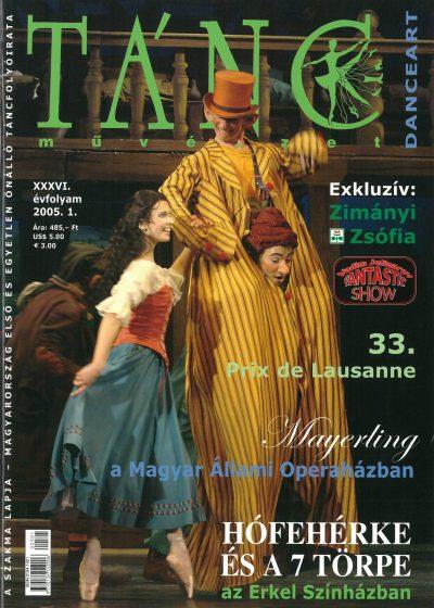 tancmuveszet-2005-1-címlap