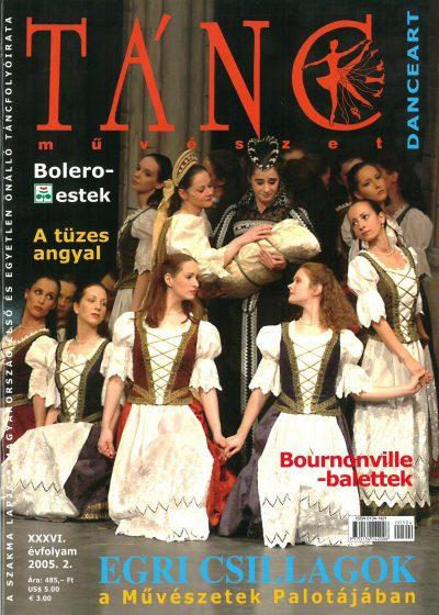 tancmuveszet-2005-2-címlap