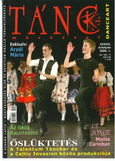 tancmuveszet-2006-1-címlap