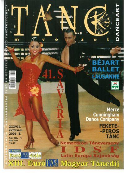 tancmuveszet-2006-3-címlap