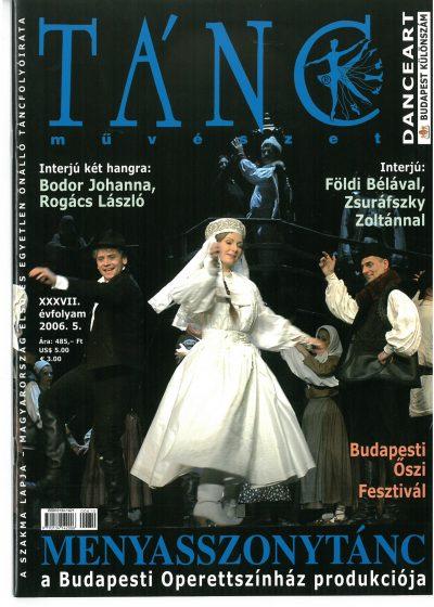 tancmuveszet-2006-5-címlap