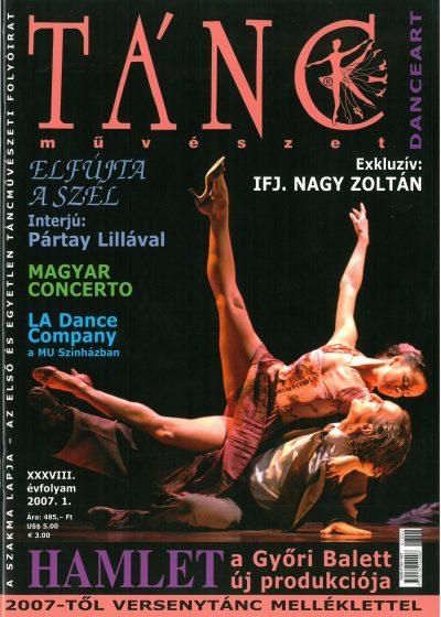 tancmuveszet-2007-1-címlap