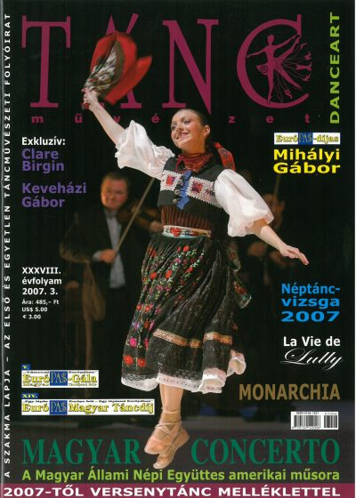 tancmuveszet-2007-3-címlap