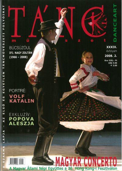 tancmuveszet-2008-2-címlap