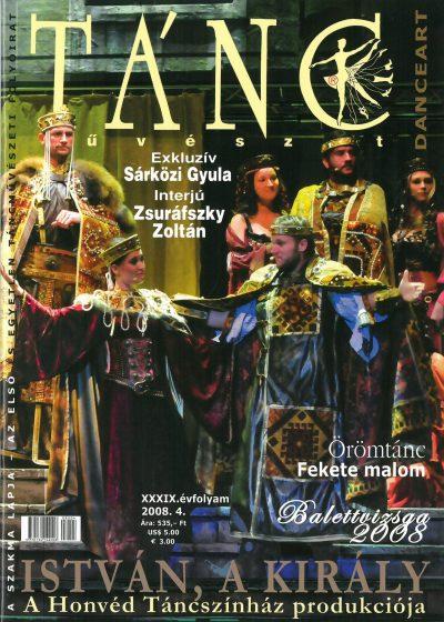 tancmuveszet-2008-4-címlap