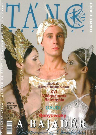 tancmuveszet-2008-5-címlap