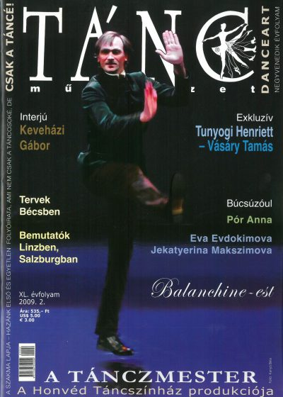 tancmuveszet-2009-2-címlap