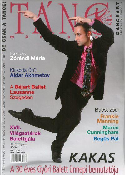 tancmuveszet-2009-4-címlap