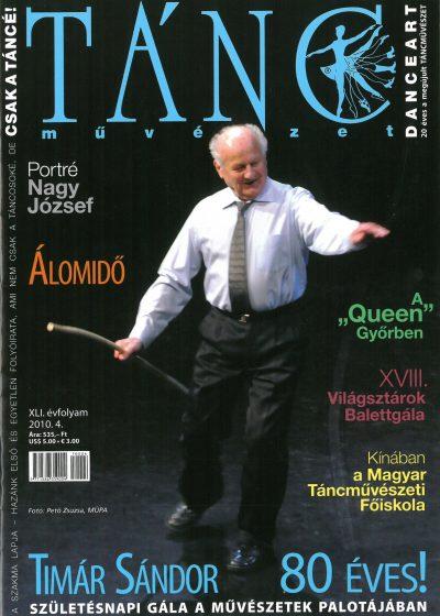 tancmuveszet-2010-4-címlap