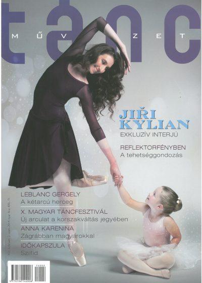 tancmuveszet-2014-2-címlap