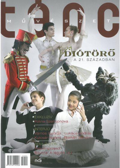 tancmuveszet-2014-4-címlap