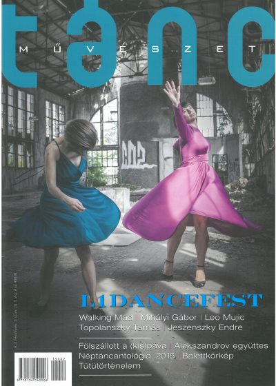 tancmuveszet-2015-3-címlap