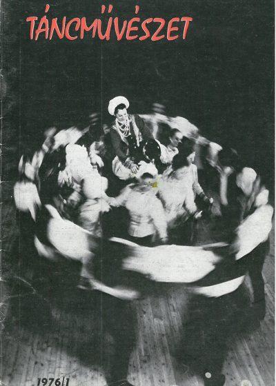 tancmuveszet-1976-1-címlap