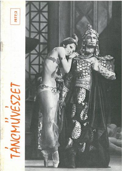 tancmuveszet-1977-3-címlap