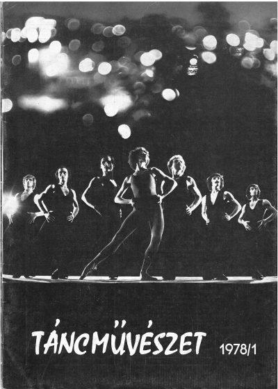 tancmuveszet-1978-1-címlap