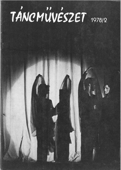 tancmuveszet-1978-2-címlap