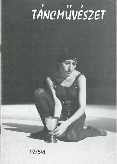 tancmuveszet-1978-4-címlap