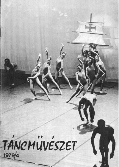 tancmuveszet-1979-4-címlap