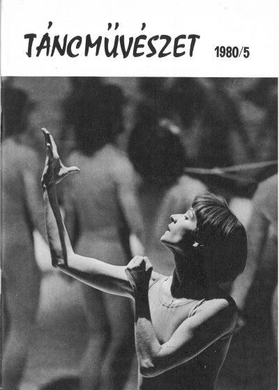 tancmuveszet-1980-5-címlap