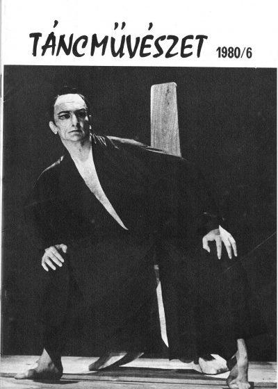 tancmuveszet-1980-6-címlap