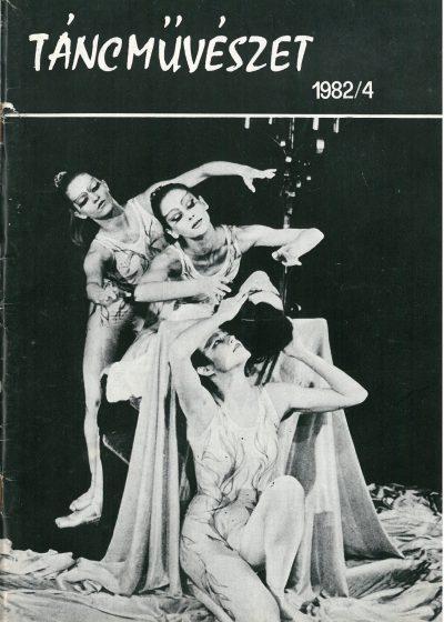 tancmuveszet-1982-4-címlap