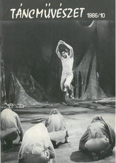 tancmuveszet-1986-10-címlap