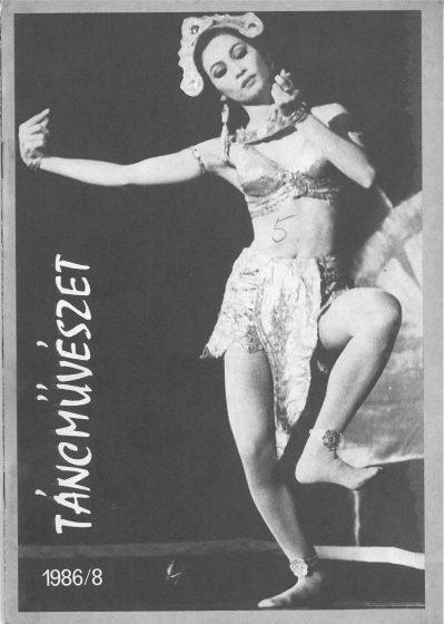 tancmuveszet-1986-8-címlap