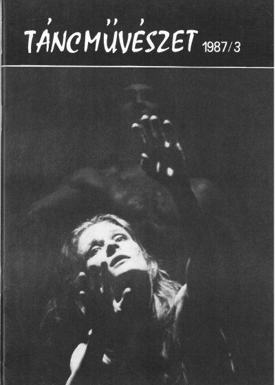 tancmuveszet-1987-3-címlap