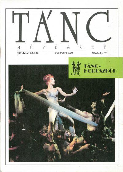 tancmuveszet-1991-4-5-címlap