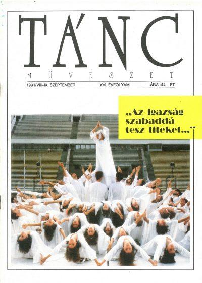 tancmuveszet-1991-8-9-címlap