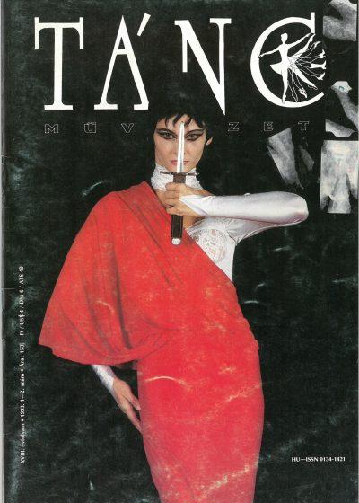 tancmuveszet-1993-1-2-címlap