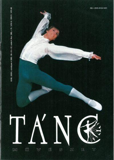tancmuveszet-1993-10-11-12-címlap