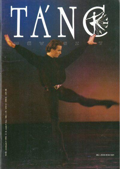 tancmuveszet-1993-3-4-címlap