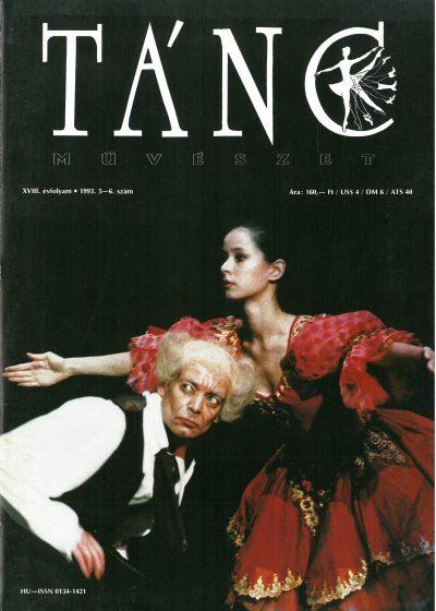 tancmuveszet-1993-5-6-címlap