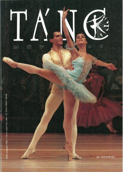 tancmuveszet-1993-7-8-9-címlap