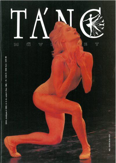 tancmuveszet-1995-4-5-6-címlap