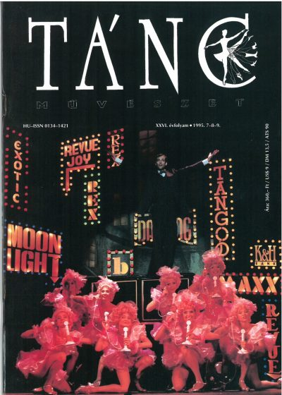 tancmuveszet-1995-7-8-9-címlap