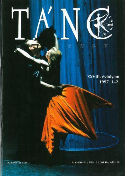 tancmuveszet-1997-1-2-címlap