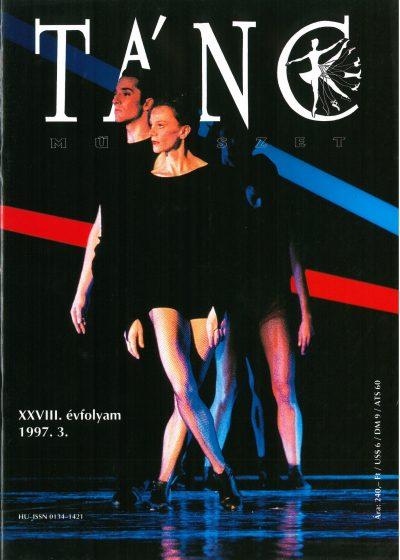 tancmuveszet-1997-3-címlap