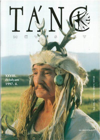 tancmuveszet-1997-4-címlap