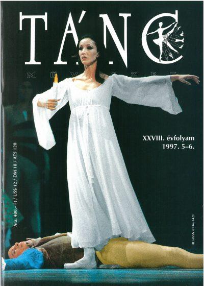 tancmuveszet-1997-5-6-címlap