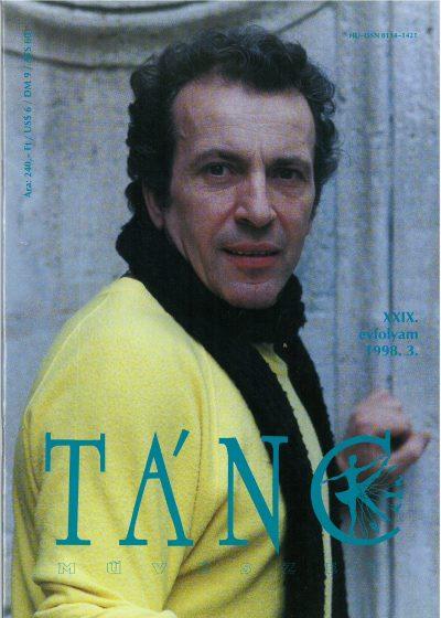 tancmuveszet-1998-3-címlap
