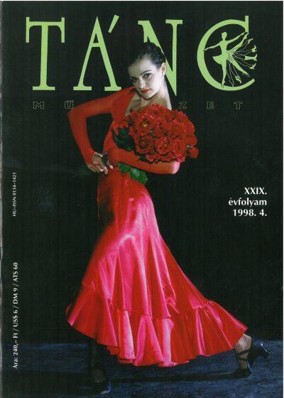 tancmuveszet-1998-4-címlap