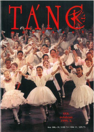 tancmuveszet-1999-3-címlap